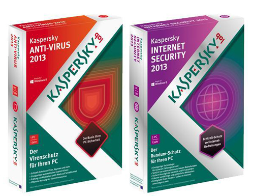 Kaspersky Internet Security e Kaspersky Anti Virus 2013 v13 Final   Multilinguagem download baixar torrent