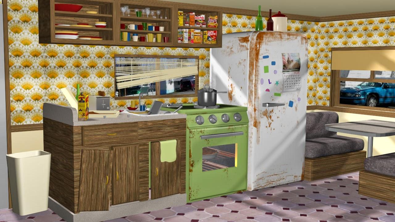 Lauren Martino: Dirty Kitchen