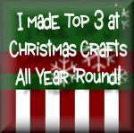 Top 3 at Christmas Crafts All Year Round