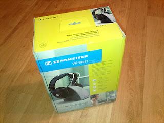 Sennheiser RS120 draadloze hoofdtelefoon: overal in en om huis kunnen genieten van je muziek of tv!