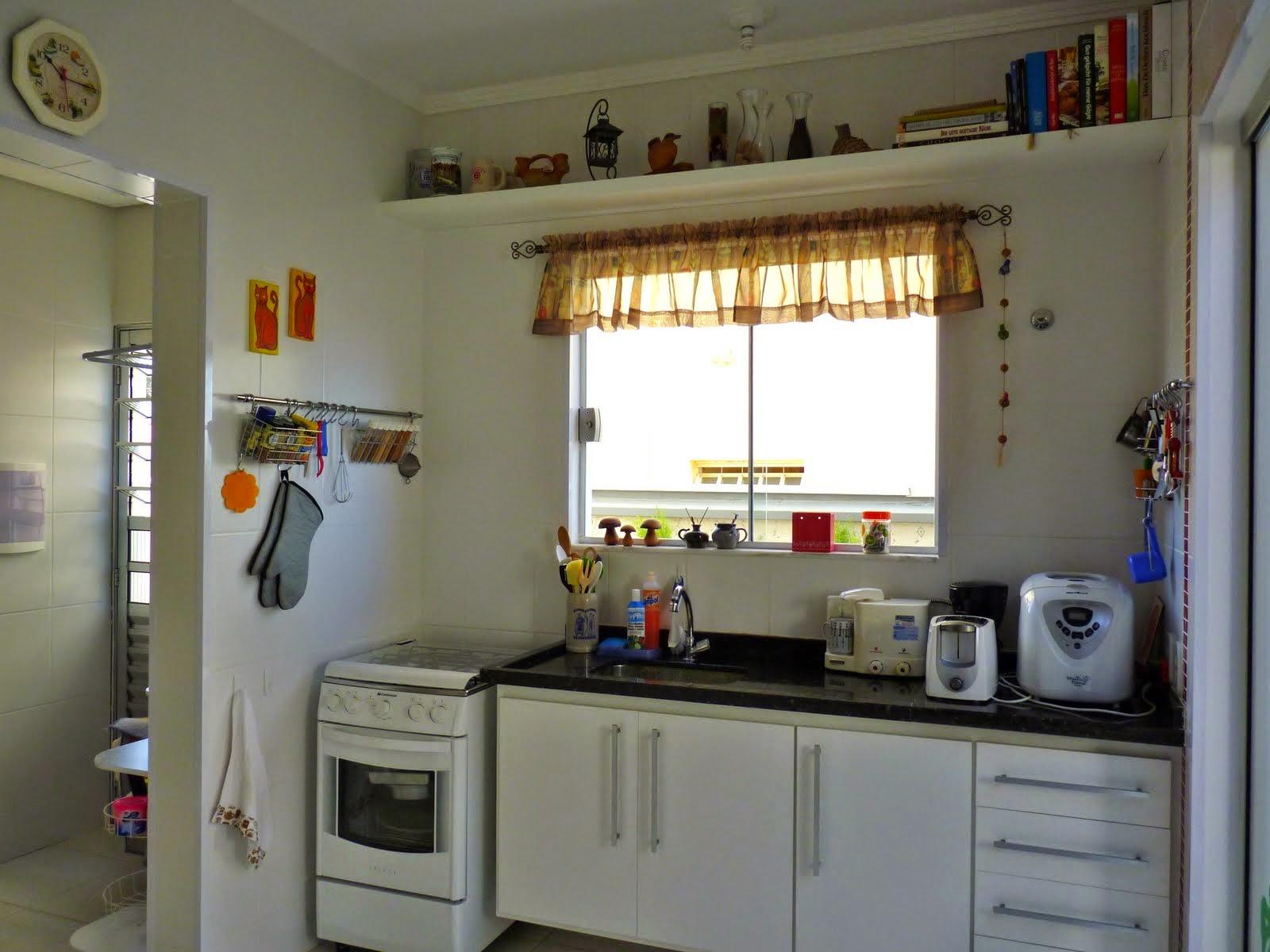 Ar't Decor: Decoração simples de cozinha #63442D 1600x1200