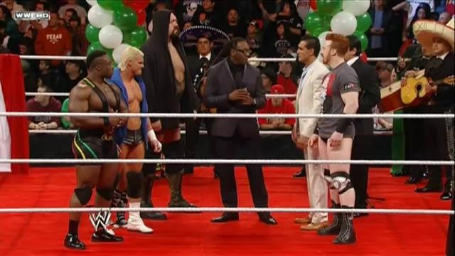 مشاهدة عرض WWE SmackDown 18/1/2013 مترجم يوتيوب كامل اونلاين بدون تحميل سماكدون