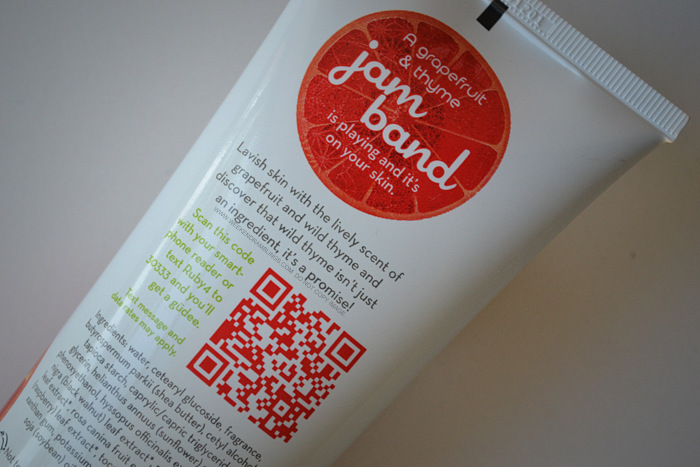 Gud Shea Butter Red Ruby Groovy Natural Body Lotion Review