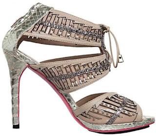Moda de sapatos verão 2012