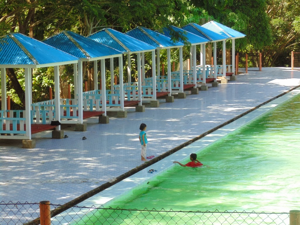 The Lombongo Hot Water Pools Is Located About  Kilometers From Gorontalo City You Can Go To Location By Car Or Public Transportation Such As Ojek