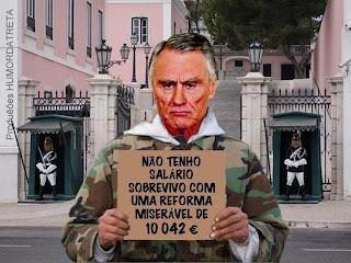 Euromilhões Pensão Milionária Reforma Dourada Cavaco Silva