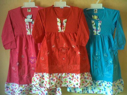 Grosir kaos anak dan dewasa baju muslim anak anak Baju gamis anak dan dewasa