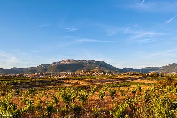 La Rioja alavesa. De excursion a Laguardia