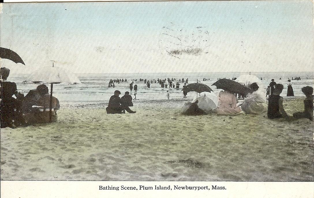 style, fashion, swimwear, beach, newburyport, massachusetts, umbrella, sand