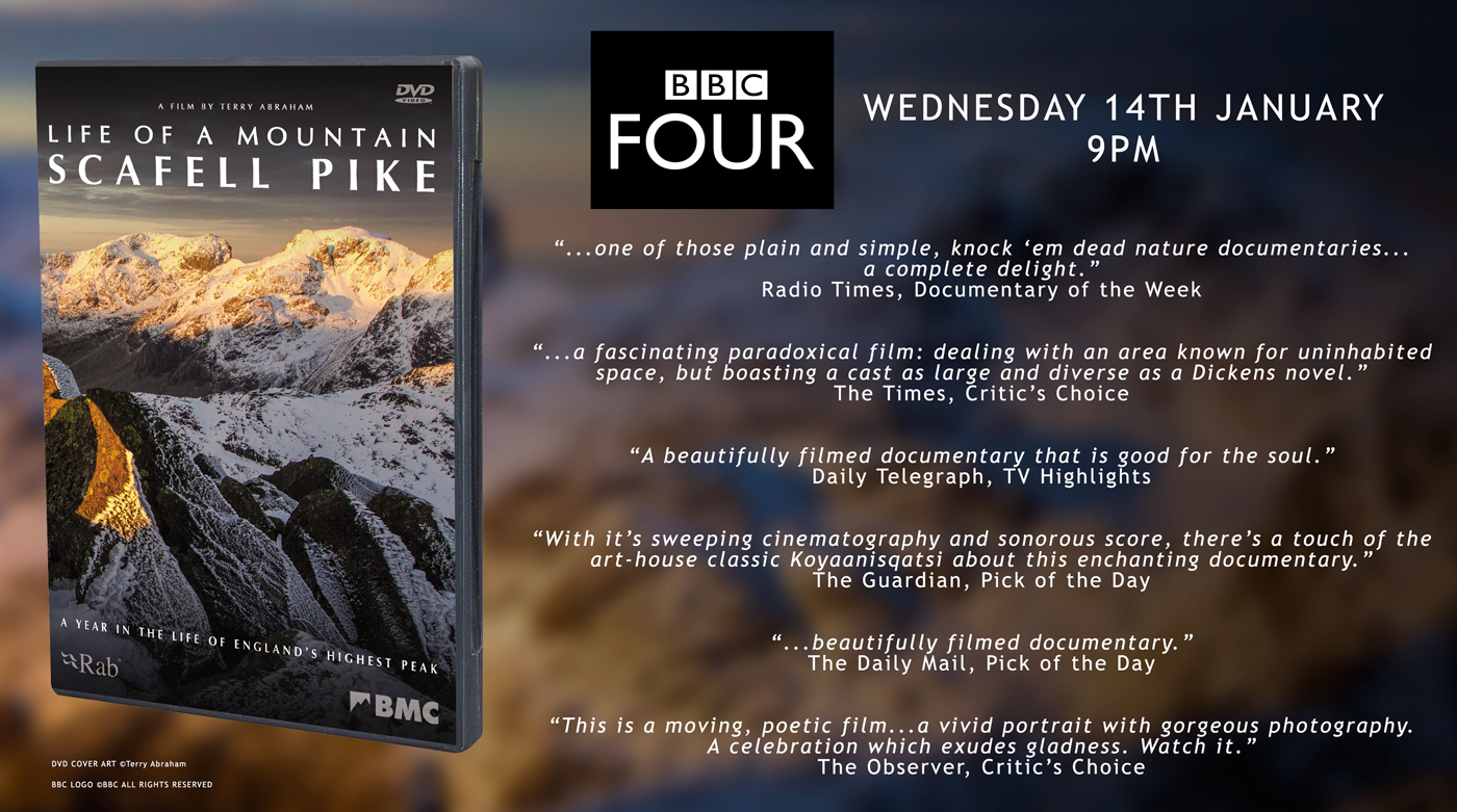 BBC Life of a Mountain Scafell Pike