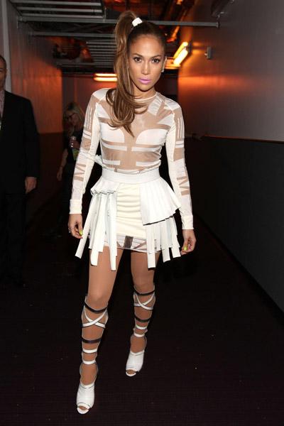 Jennifer Lopez 2012