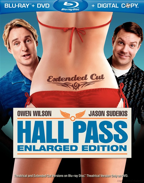 Hall Pass - Pase Libre (2011) HD 720p DUAL Audio Latino e Ingles