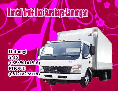 Rental Truk Box Surabaya-Lamongan