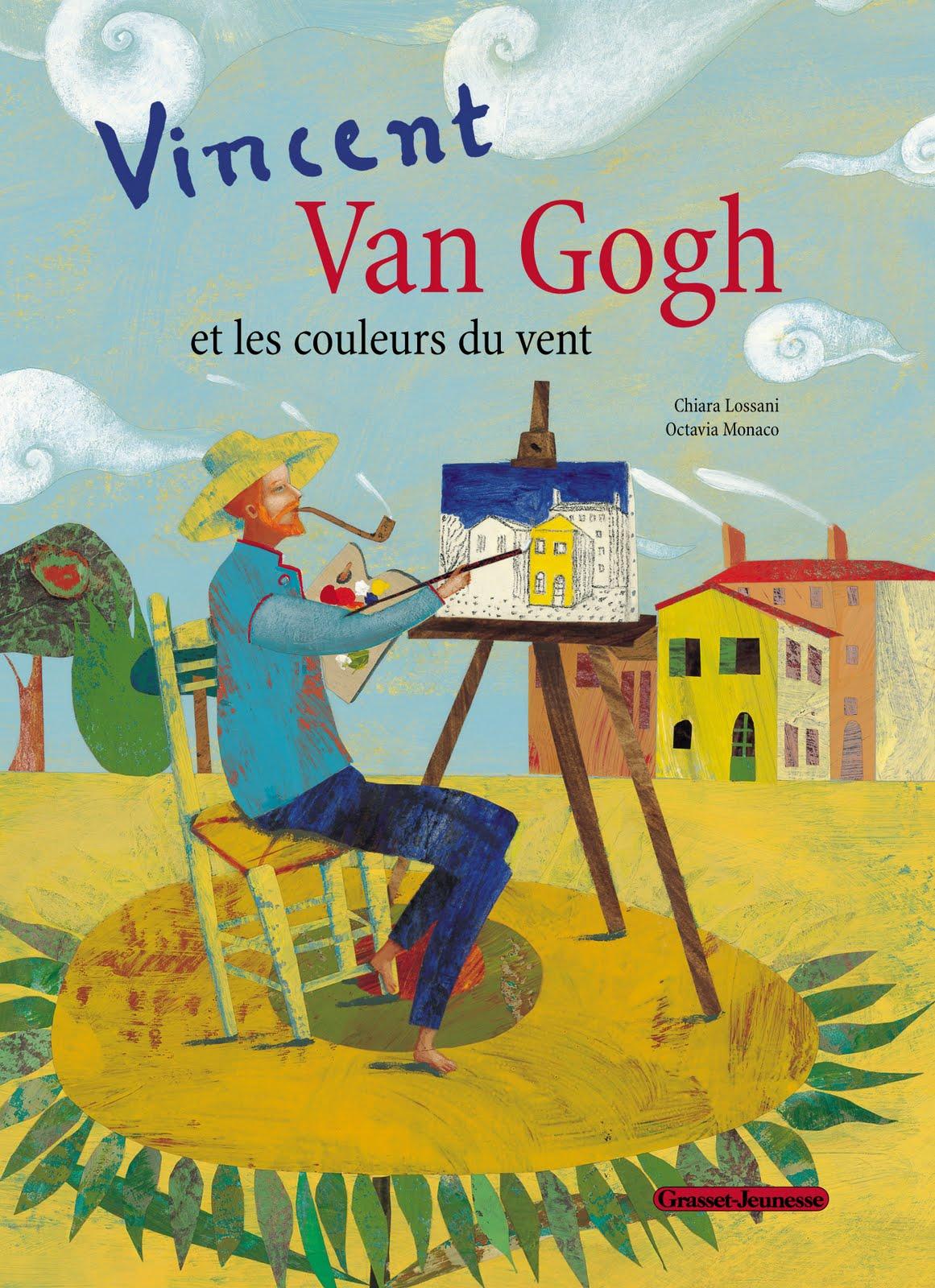 Grasset jeunesse oh le blog vincent van gogh et les couleurs du vent - Les couleurs du vert ...