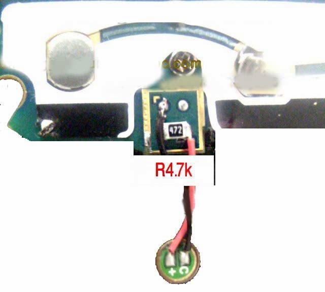Samsung gt-e2652 mic jumperr solution