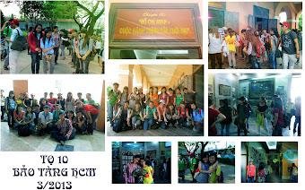 Hành trình đến với Bảo tàng Hồ Chí Minh TQ 10