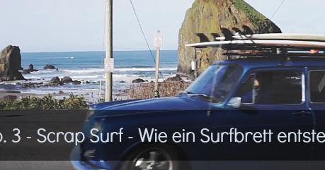 Trash Knowledge Experiment No 3 Scrap Surf Oder Wie