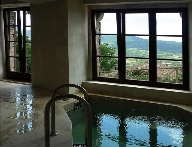 casa rural en italia spa piscina interior