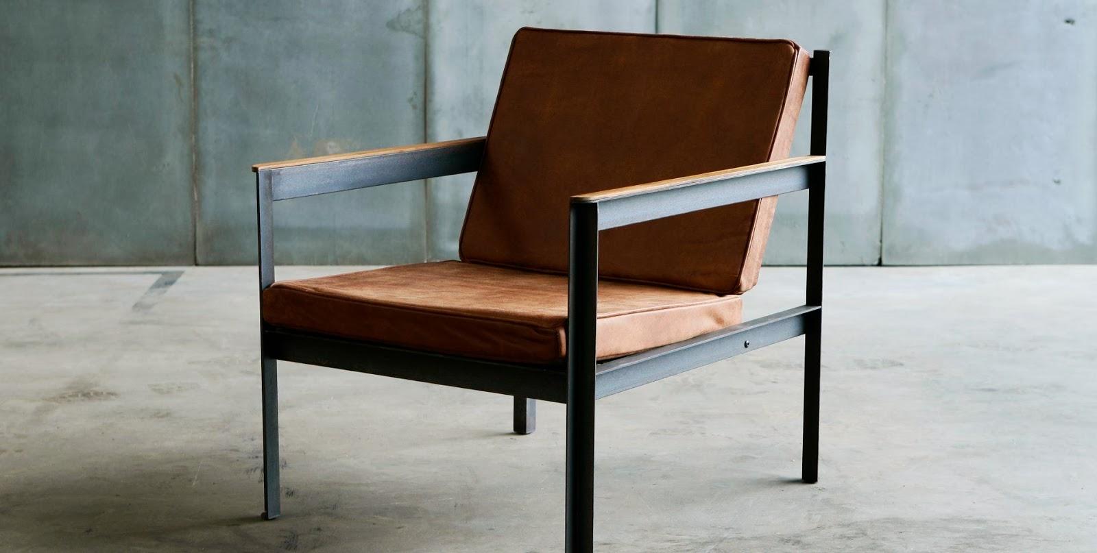 Dany 39 s hobbies lo stile industriale che scoperta di stile for Sessel industrial