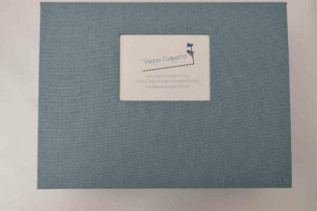caja, album, box, book, proteccion, encuadernacion, cartonaje, suitbook, pepa coqueta, bookbinding