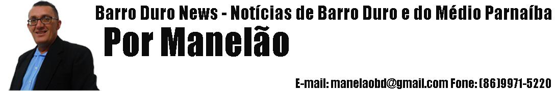 Barro Duro News - Notícias de Barro Duro e do Médio Parnaíba