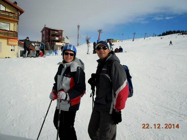 Hai la ski la Straja!