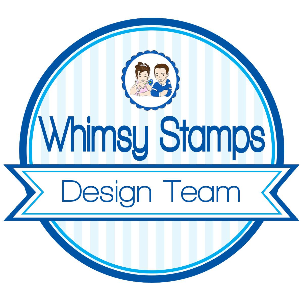 ~ Designing for Whimsy Stamps ~