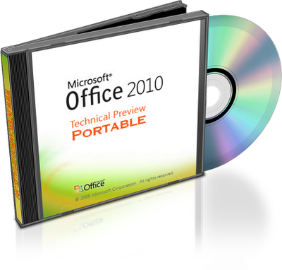 Portable powerpoint 2010