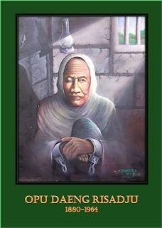 gambar-foto pahlawan nasional indonesia, Opu Daeng Risadju