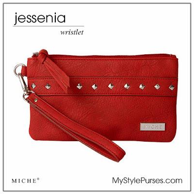 Miche Jessenia Wristlet