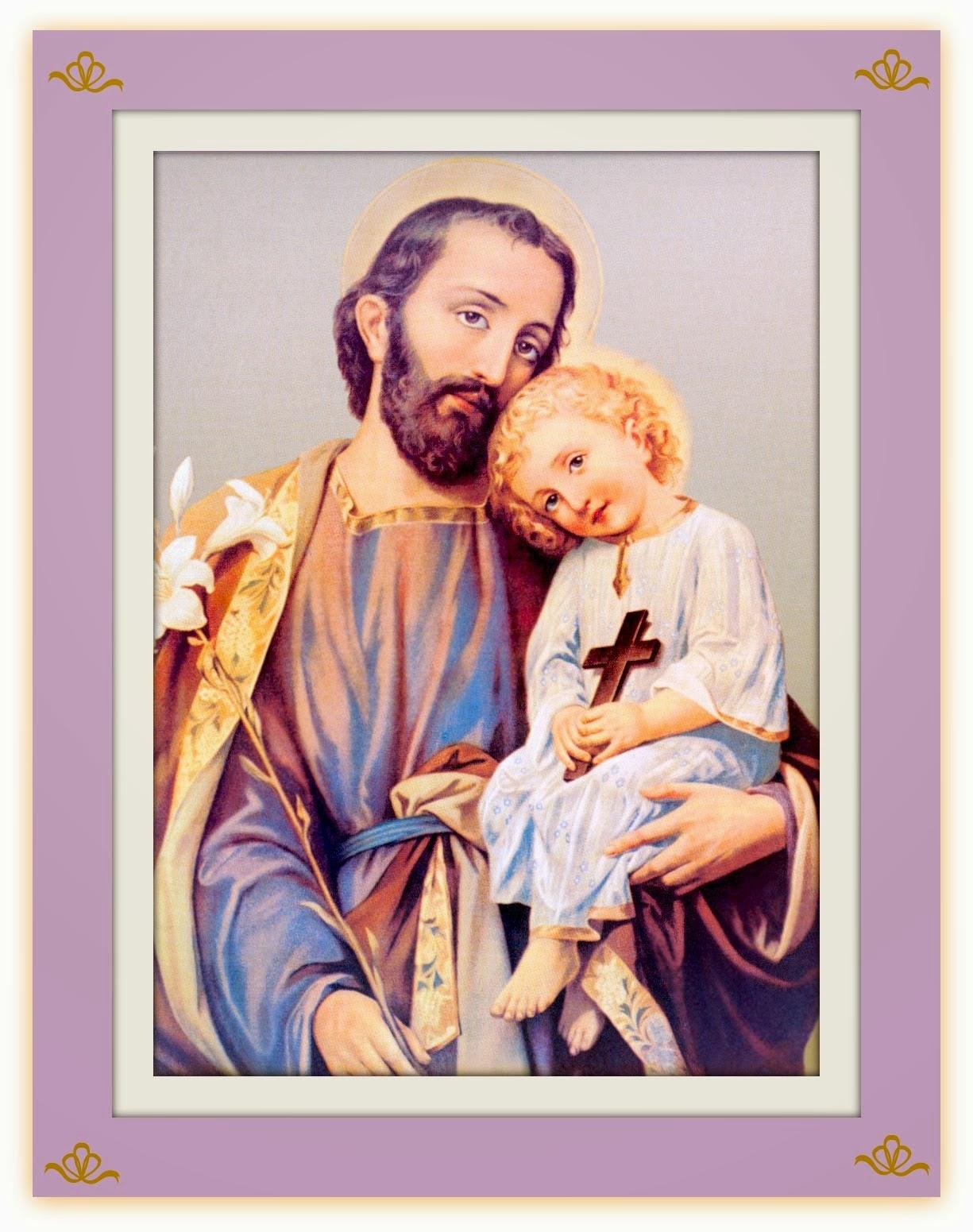 MARCH 19 - SAN ĠUŻEPP - ST JOSEPH