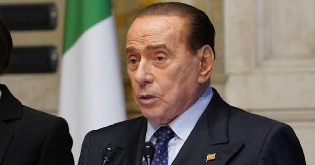 """Berlusconi """"Al Governo per tagliare le tasse, poi la flat tax"""""""