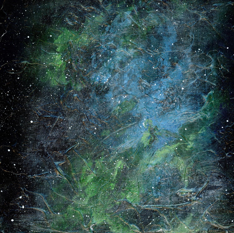 """""""Eagle Nebula"""" by Emily Magone"""