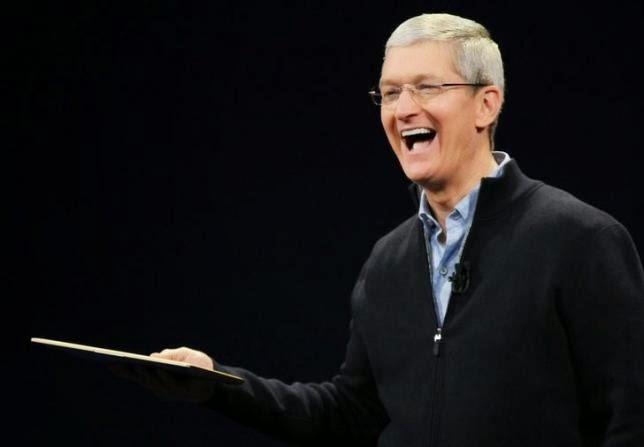 CEO Apple Tim Cook sẽ dành hết tài sản làm từ thiện