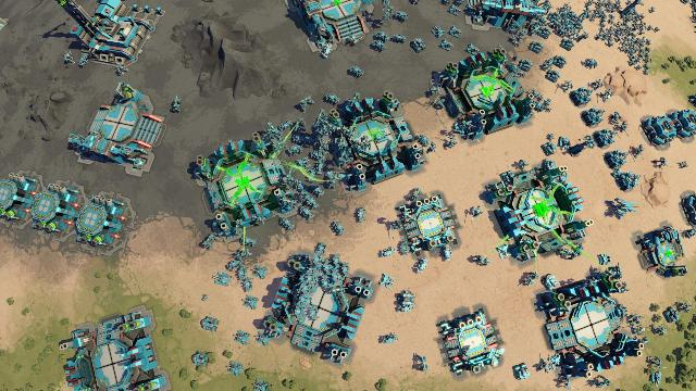 Planetary Annihilation PC Games Gameplay