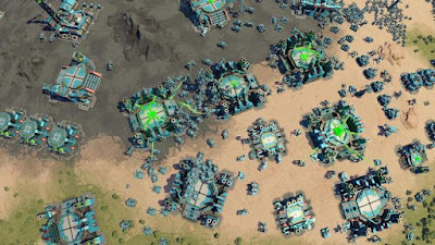 Planetary Annihilation Gameplay for PC
