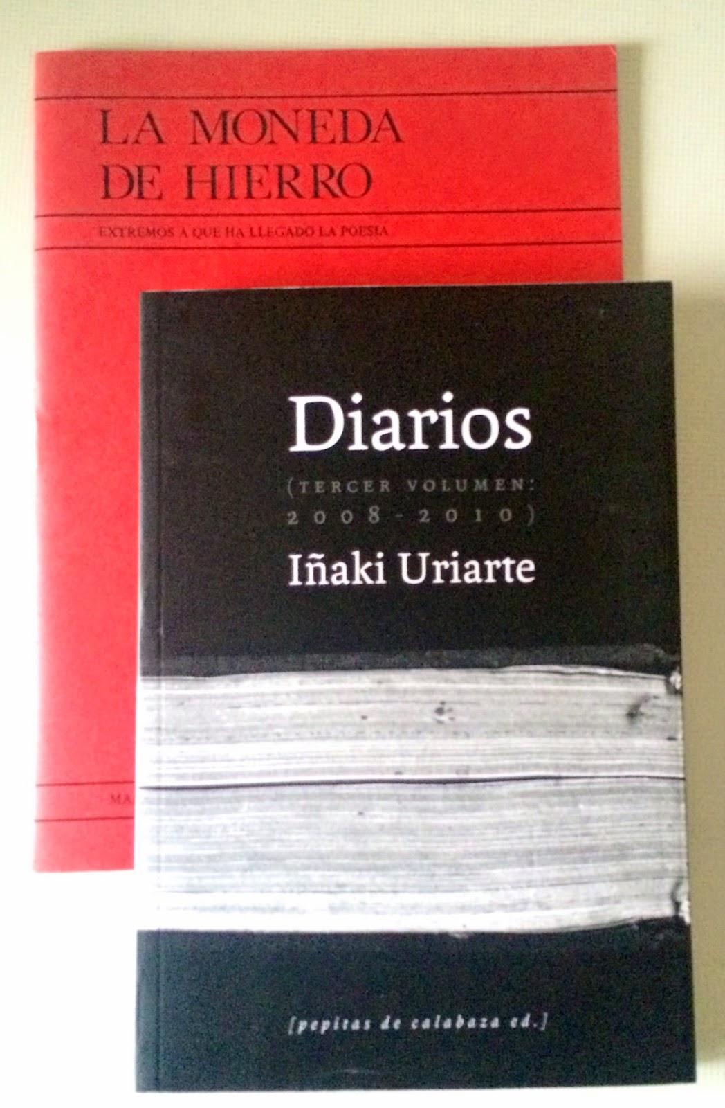 Los diarios de Iñaki Uriarte
