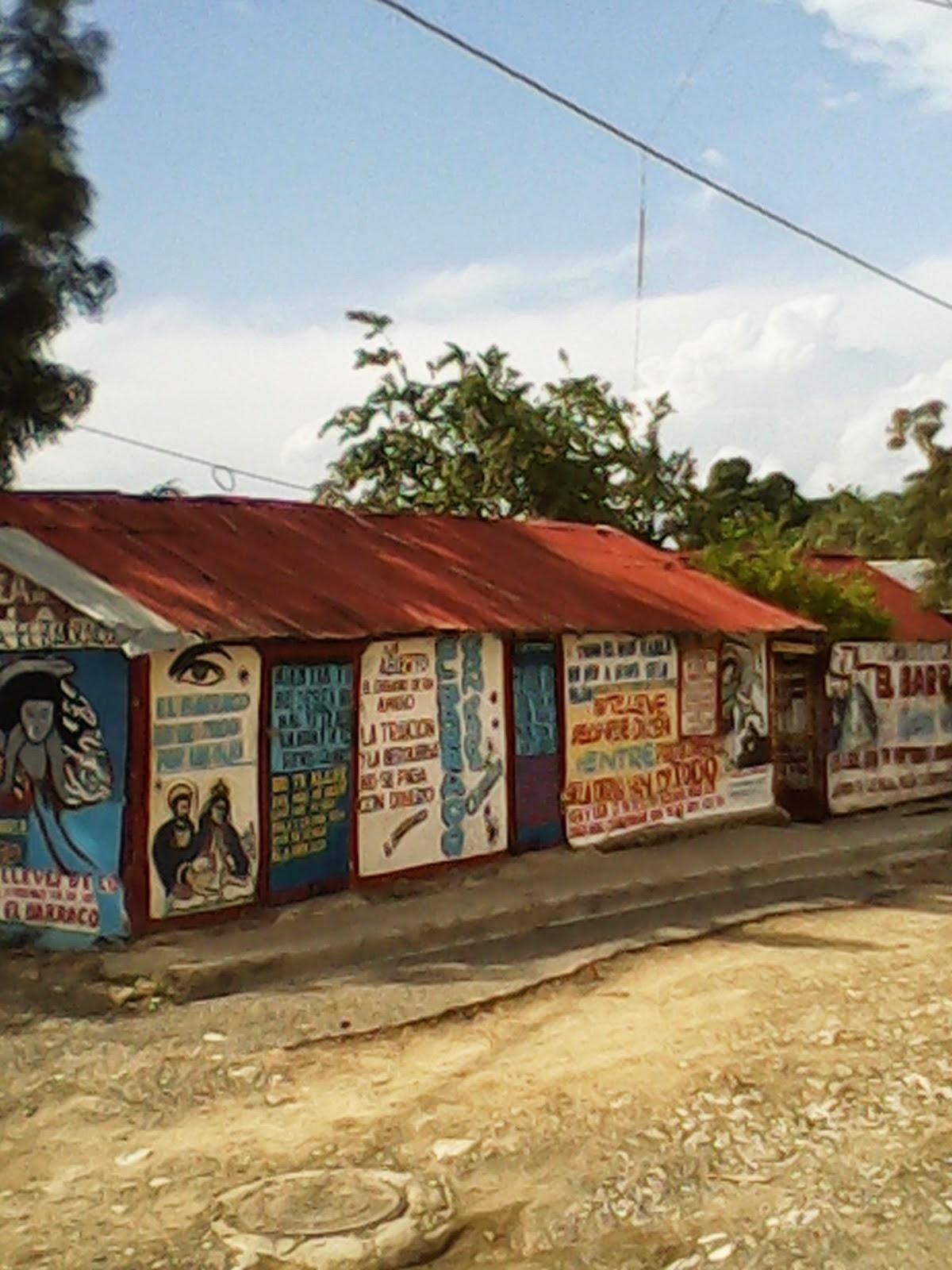 EL BARRACO : EL BRUJO MAS CLARO DE LA  ISLA SANTO DOMINDO