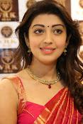 Pranitha glamorous photos at VRK Silks-thumbnail-15
