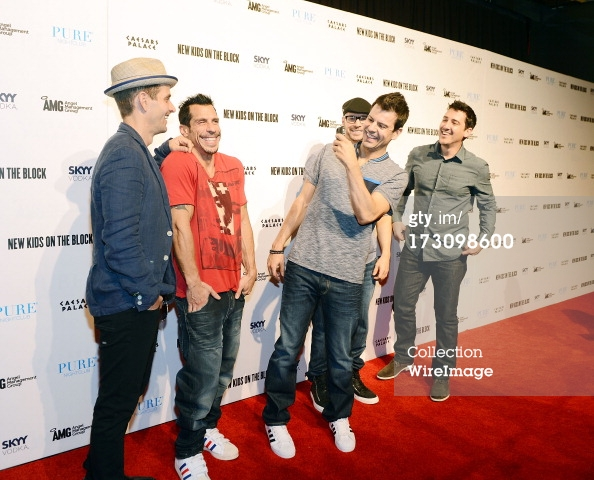 Nkotb news photos from nkotb s las vegas after party