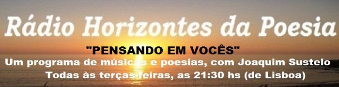 RÁDIO HORIZONTES DA POESIA
