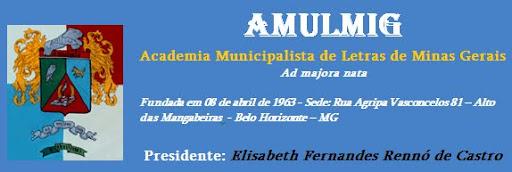 ACADEMIA MUNICIPALISTA DE LETRAS DE MINAS GERAIS