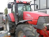 Trattore agricolo Mc Cormick MTX 155