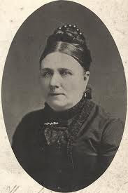 photo of Carrie McGavock, Civil War nurse