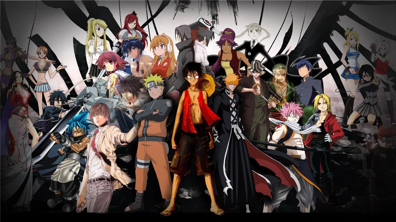 Anime List - http://tenshicrew.blogspot.com/