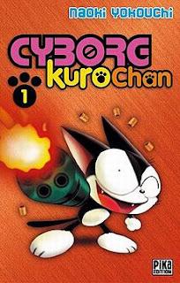 Mèo Máy Kuro
