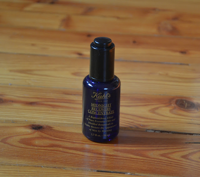 Review: Kiehl's Midnight Recovery Concentrate