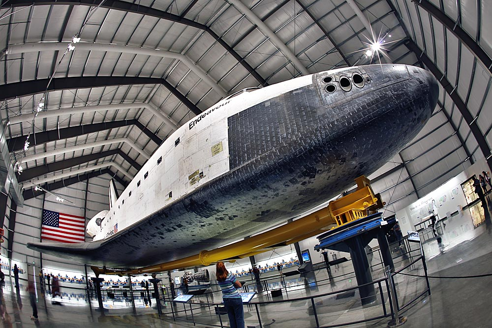 endeavour reservation information california science center - 1000×667