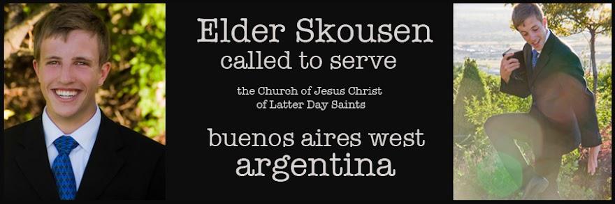Elder Josh Skousen