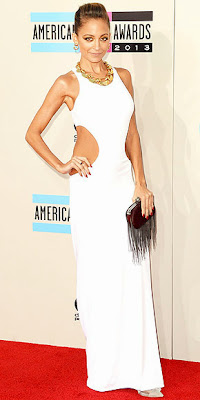 Nicole Richie, American Music Awards, red carpet, fashion
